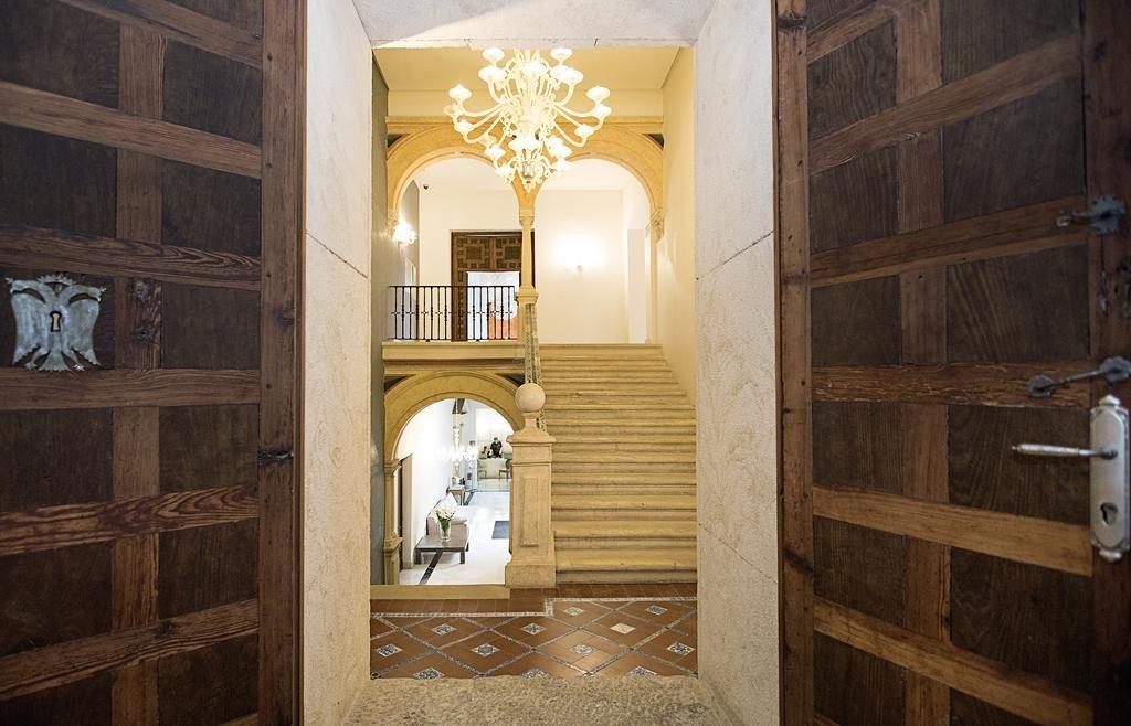 Hotel Hospes Palacio Del Bailío, Cordoba Image 30