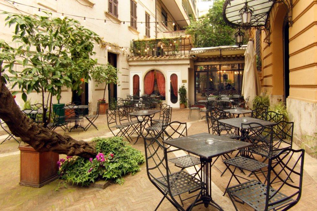 Hotel Locarno, Rome Image 4
