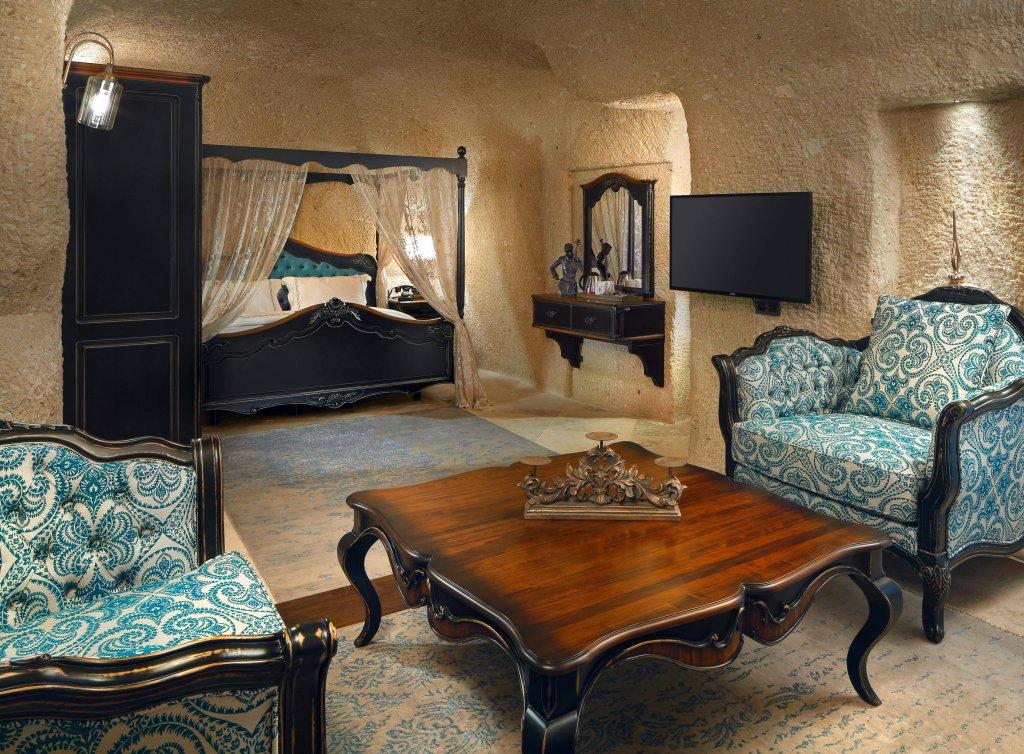 Seraphim Cave Hotel, Mustafapasa Image 17
