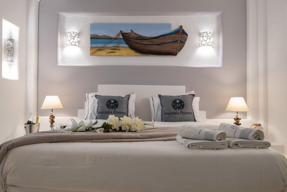 Anastasia Princess Luxury Residence & Suites, Perissa, Santorini Image 31