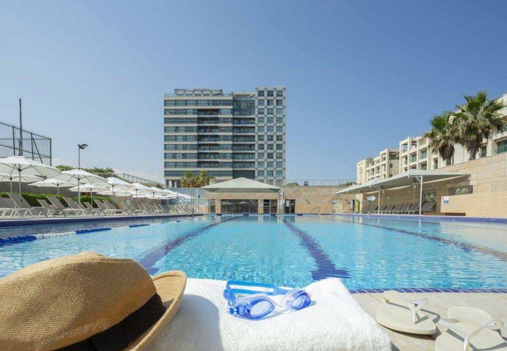 Aparthotel Okeanos On The Beach, Herzliya Image 5