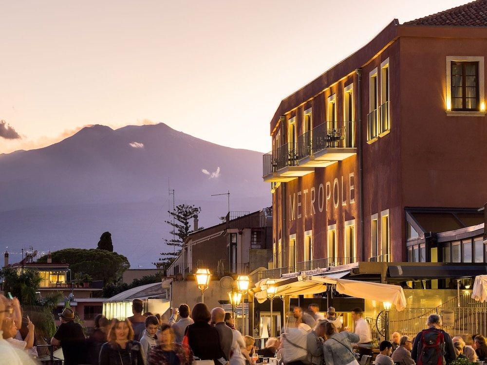 Metropole Maison D'hotes, Taormina Image 3