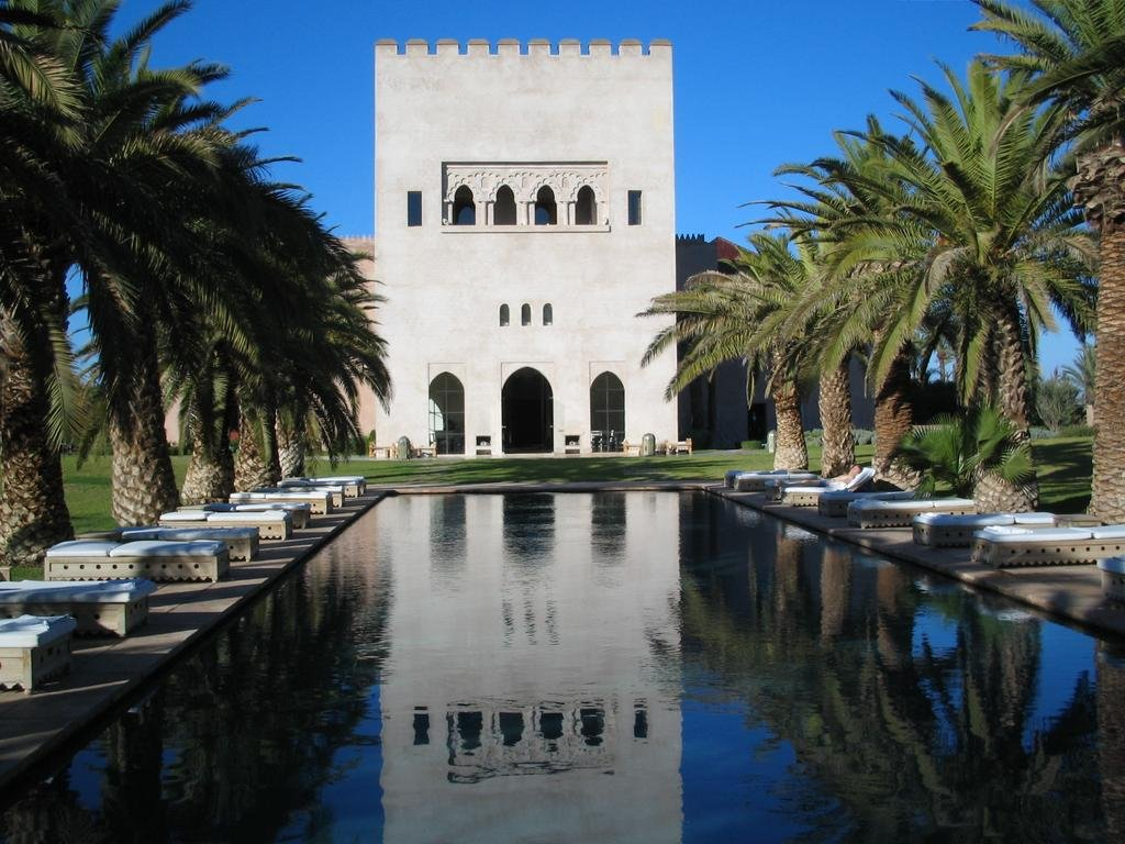 Ksar Char-bagh, Marrakech Image 3