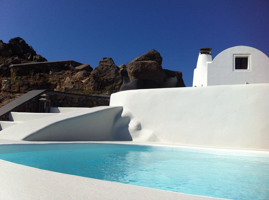 Aenaon Villas, Kamari, Santorini Image 0