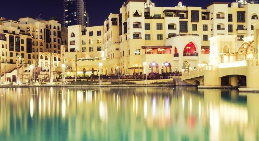 Armani Hotel Dubai Image 0