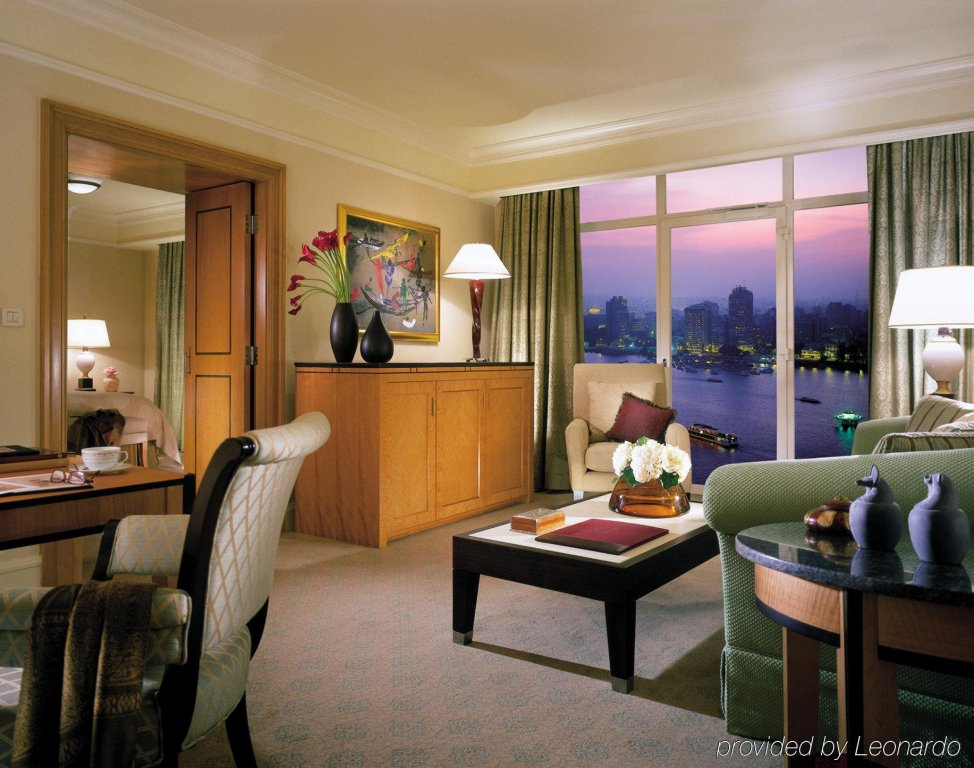 Four Seasons Hotel Cairo At Nile Plaza Image 2
