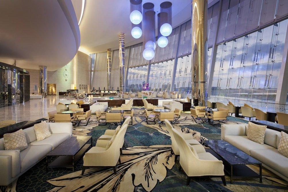 Jumeirah At Etihad Towers Hotel, Abu Dhabi Image 6