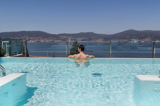 Gran Hotel Nagari Boutique & Spa, Vigo Image 8