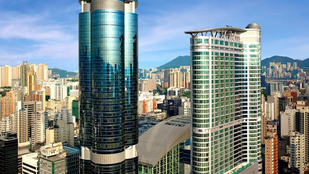 Cordis Hong Kong, Hong Kong Image 25