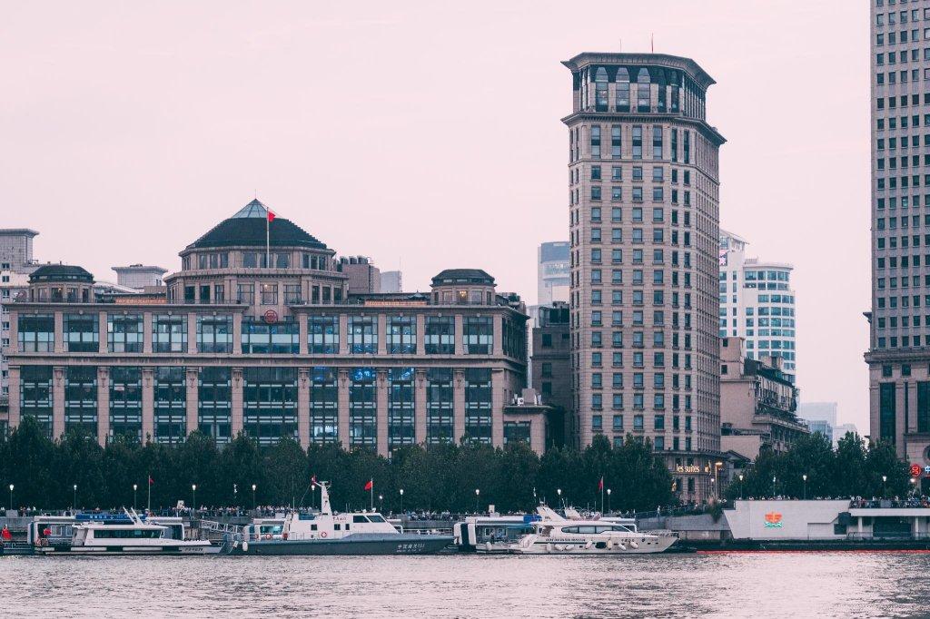 Les Suites Orient Bund, Shanghai Image 28