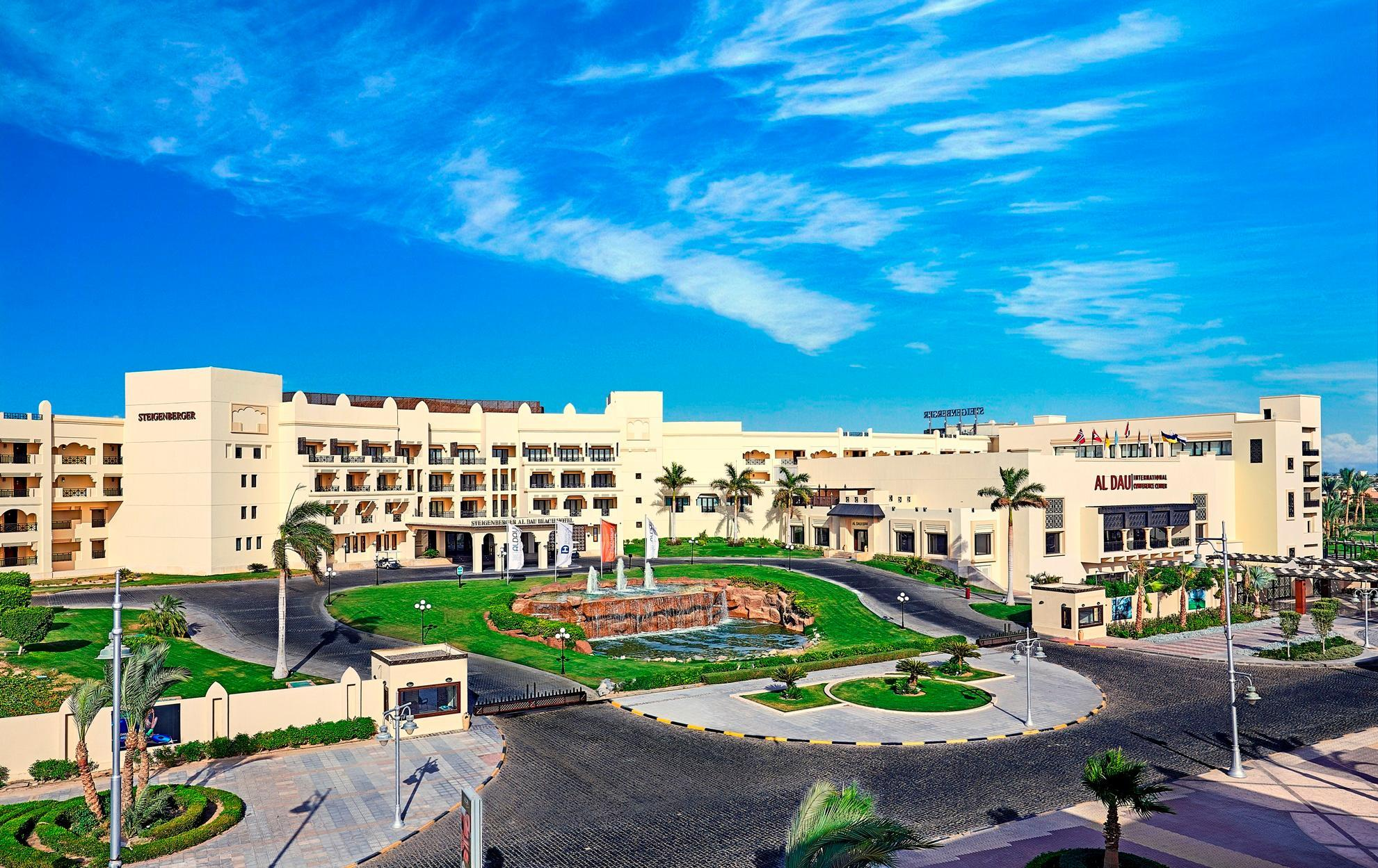 Steigenberger Aldau Beach Hotel, Hurghada Image 5