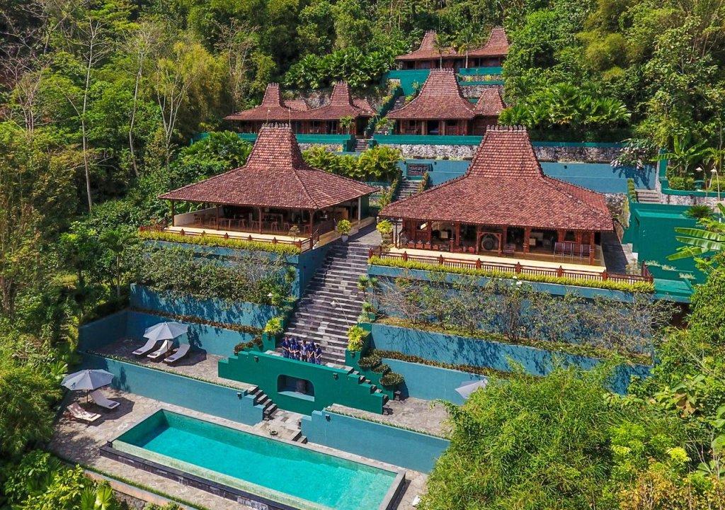 Villa Borobudur Resort, Yogyakarta Image 1