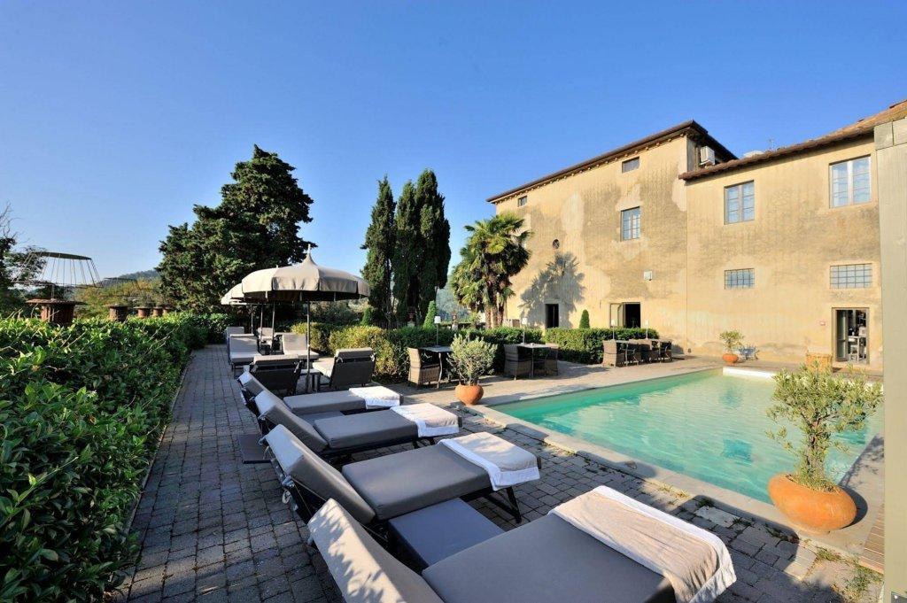 Villa Sassolini Luxury Boutique Hotel, Monteriggioni Image 0