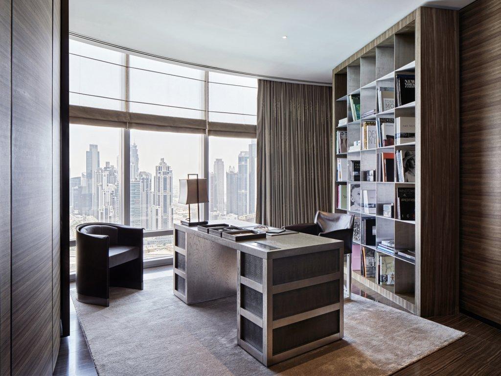 Armani Hotel Dubai Image 13
