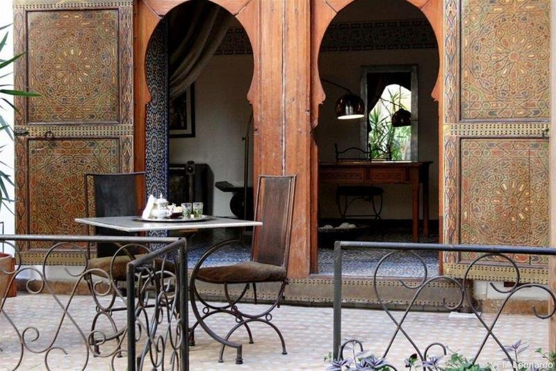 Riad Laaroussa Hotel & Spa, Fes Image 17