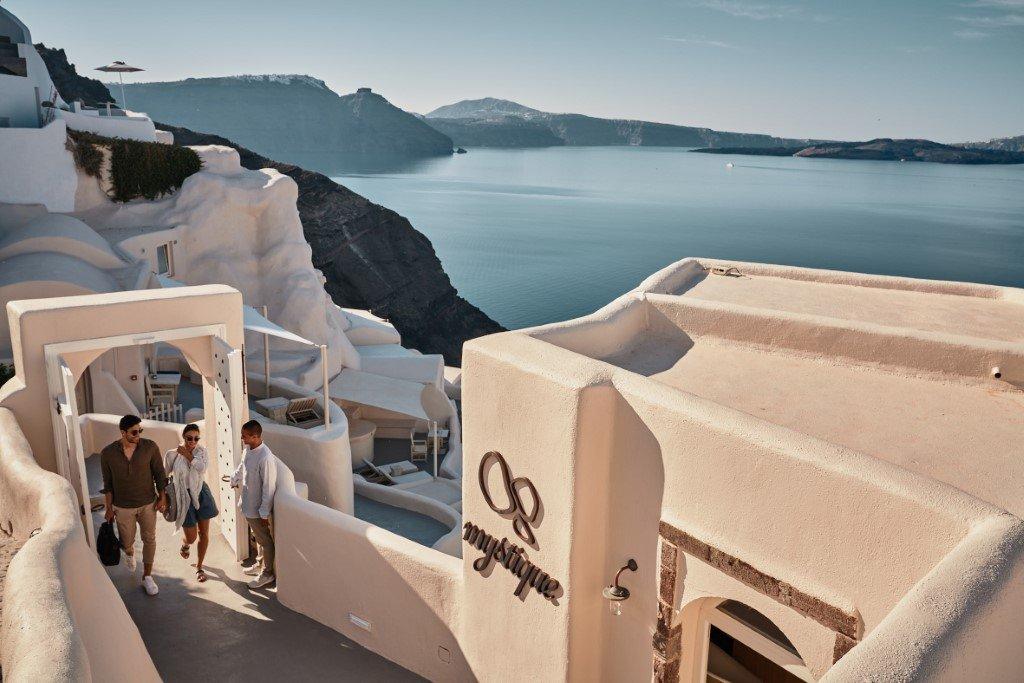 Mystique, A Luxury Collection Hotel, Santorini Image 41