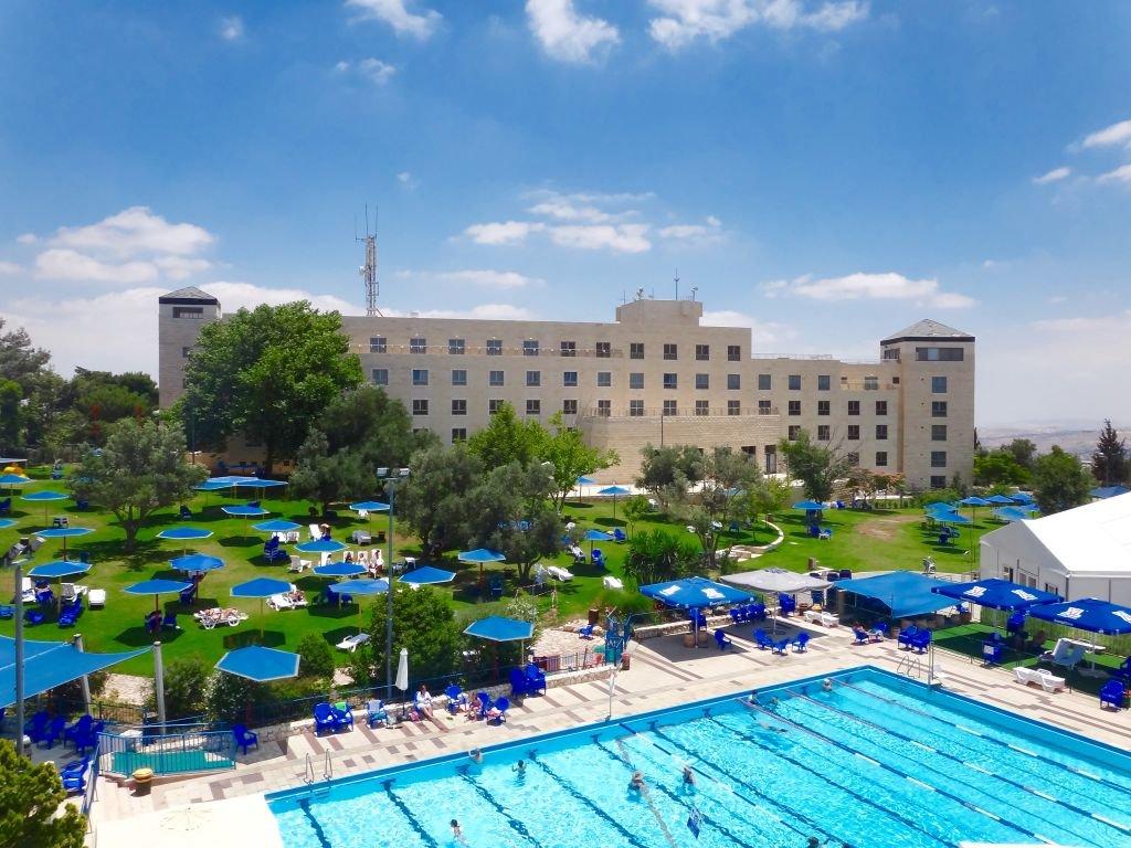 Ramat Rachel Resort, Jerusalem Image 21