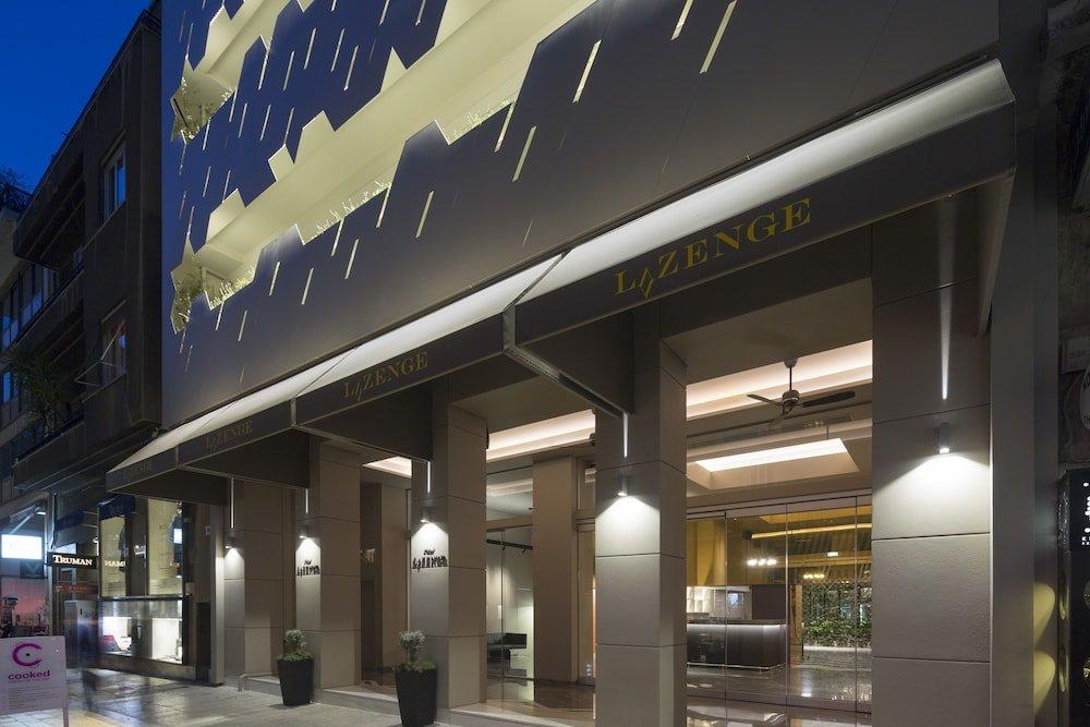 Hotel Lozenge, Athens Image 3