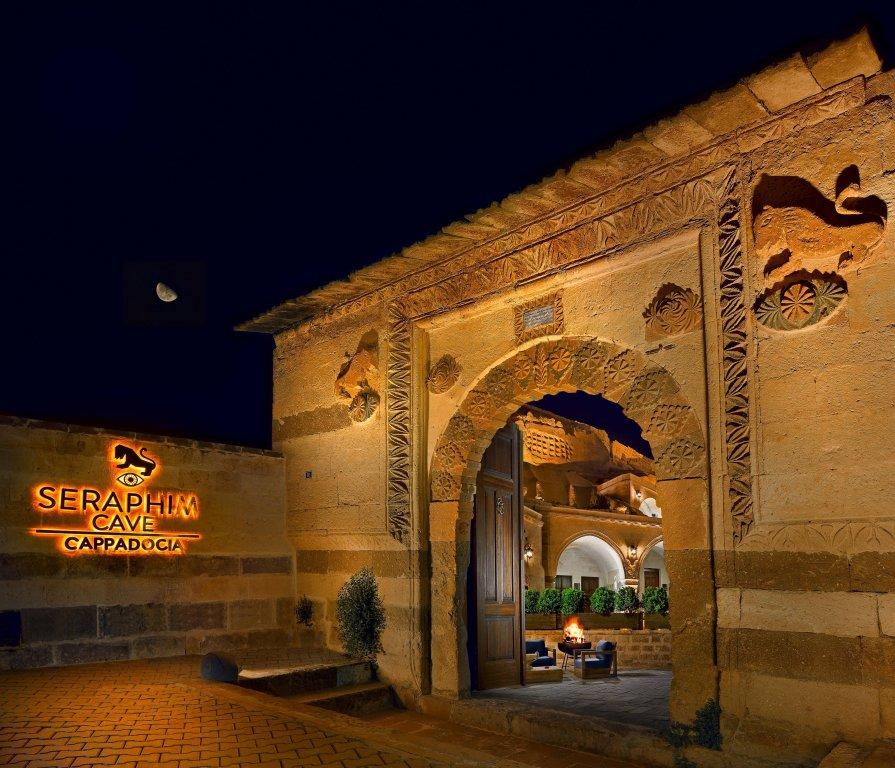 Seraphim Cave Hotel, Mustafapasa Image 9