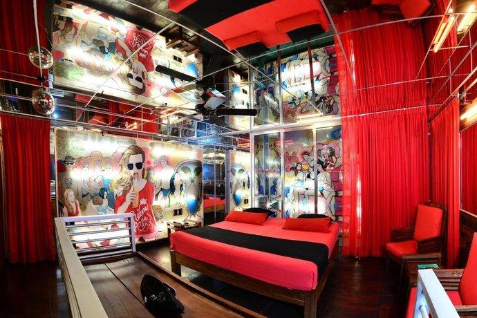 La Reina Roja Hotel Boutique, Playa Del Carmen Image 31