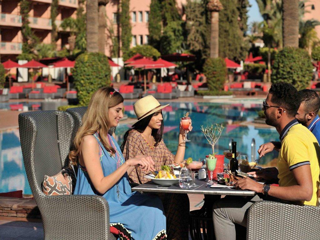 Sofitel Marrakech Lounge And Spa, Marrakech Image 26