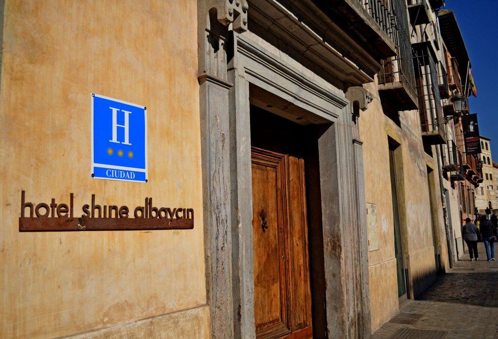 Shine Albayzín Hotel, Granada Image 7