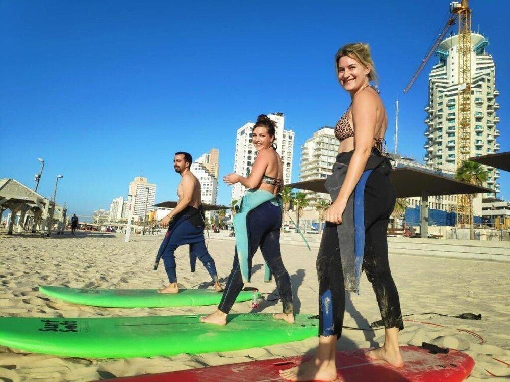 Hayarkon Hostel Tel Aviv Image 35