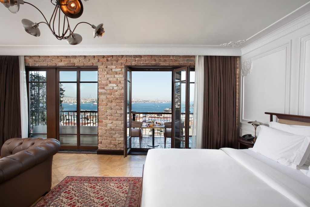 Georges Hotel Galata, Istanbul Image 25