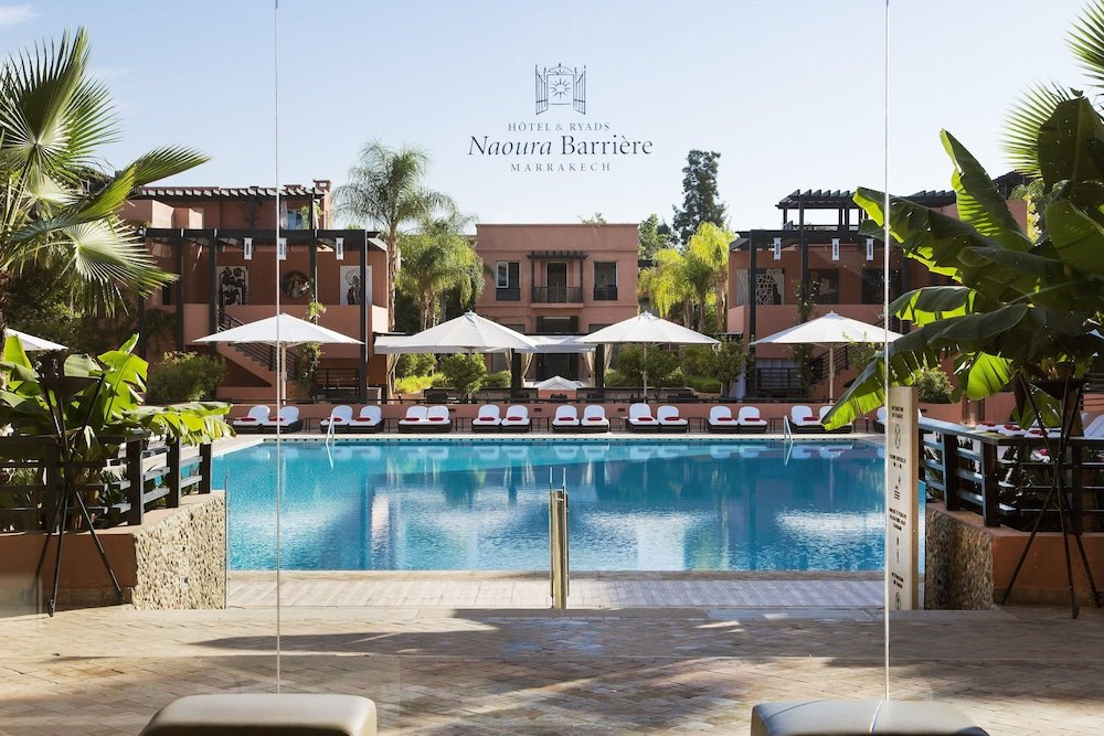 Hotel & Ryads Barrière Le Naoura, Marrakech Image 31