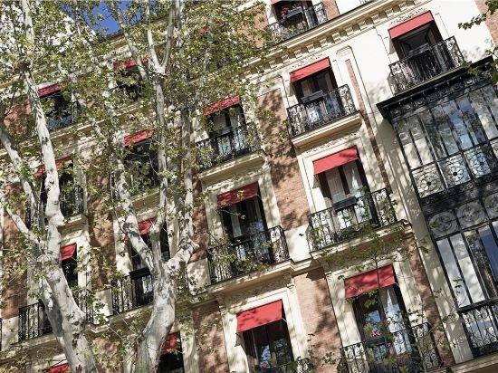 Hotel Hospes Puerta De Alcalá, Madrid Image 34
