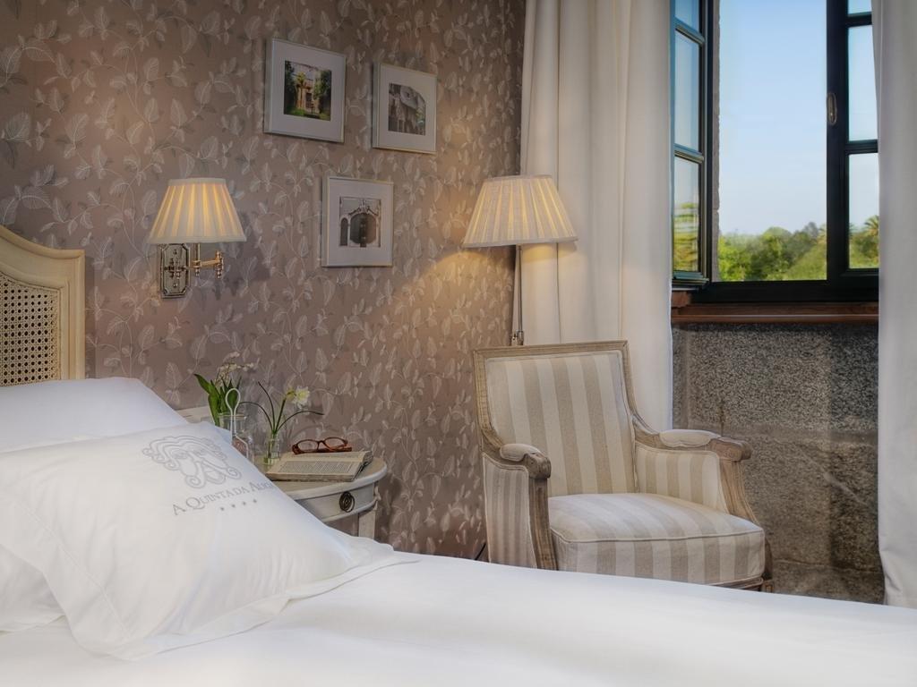 Hotel Spa Relais & Chateaux A Quinta Da Auga, Santiago De Compostela Image 9