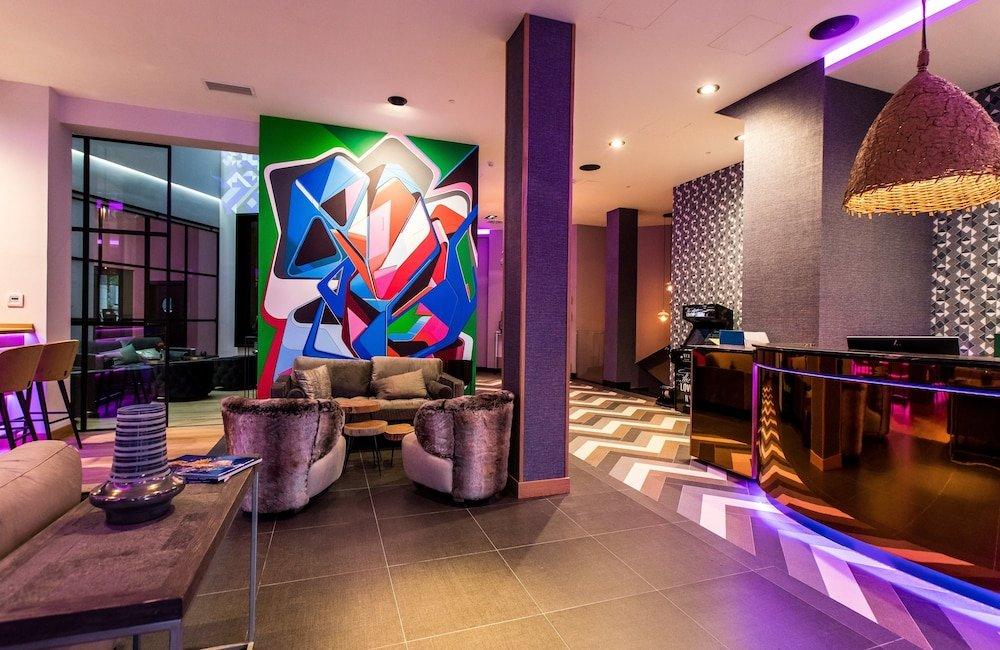 Nyx Hotel Bilbao By Leonardo Hotels Image 26