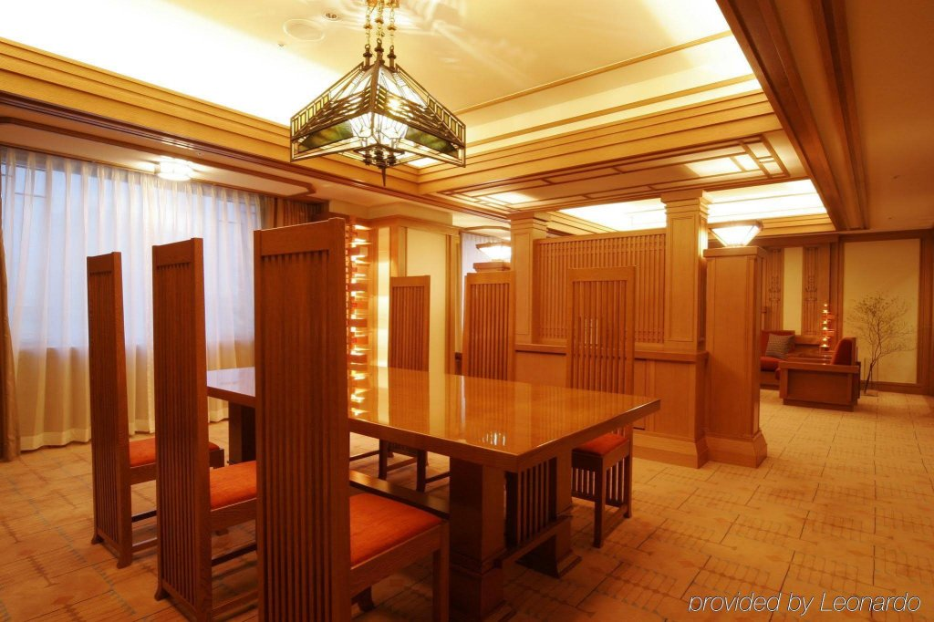 Imperial Hotel, Tokyo Image 15