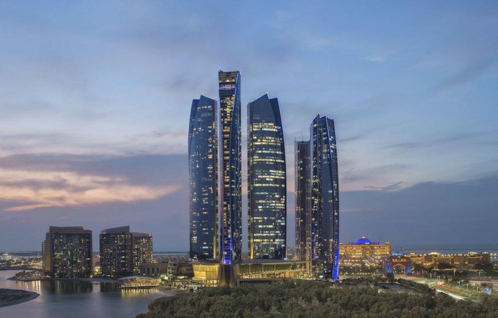 Jumeirah At Etihad Towers Hotel, Abu Dhabi Image 47
