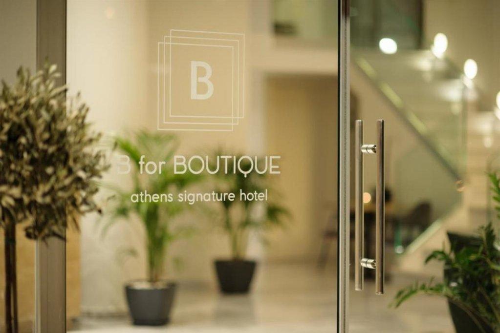 B4b Athens Signature Hotel Image 44