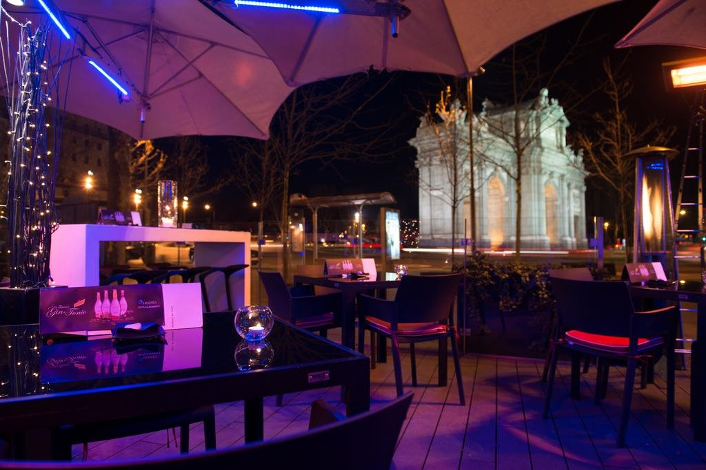 Hotel Hospes Puerta De Alcalá, Madrid Image 32