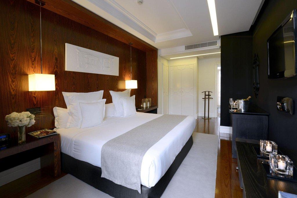 Hotel Único Madrid - Small Luxury Hotels Of The World Image 4
