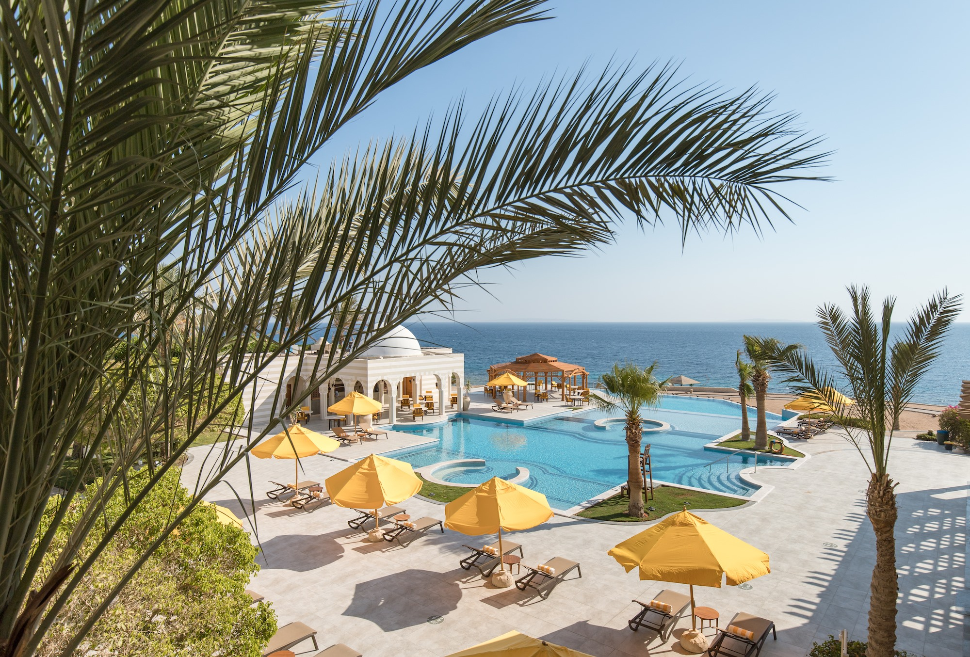 The Oberoi Beach Resort, Sahl Hasheesh, Hurghada Image 6