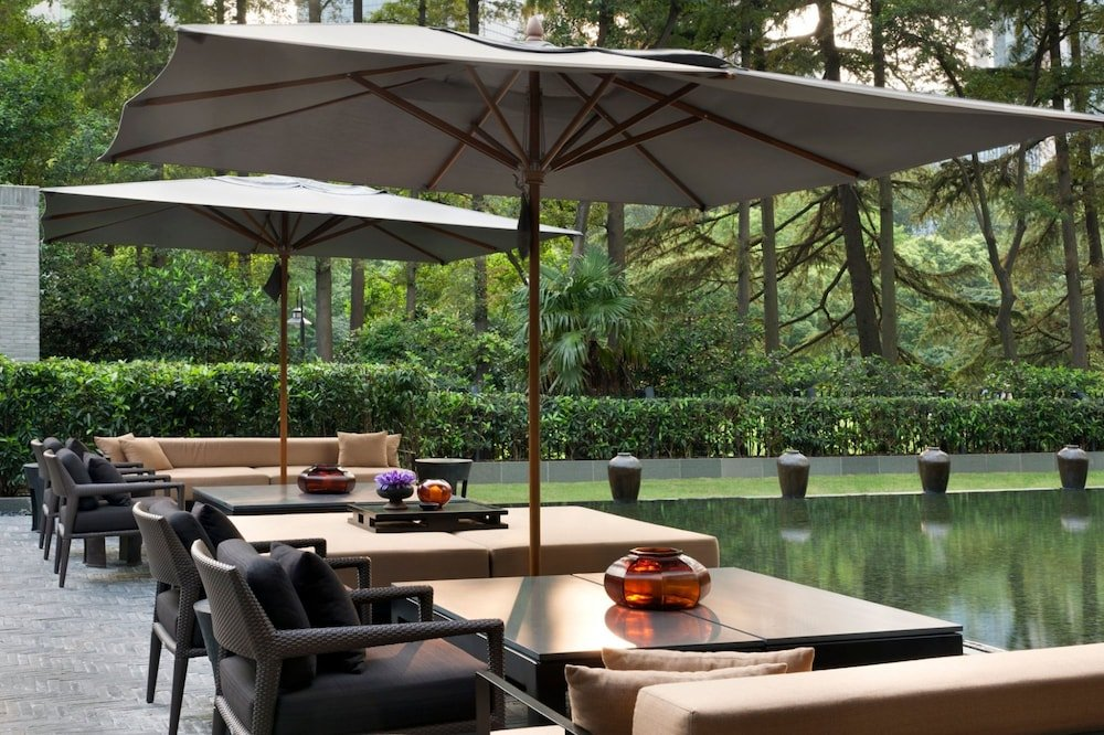 The Puli Hotel And Spa, Shanghai Image 35