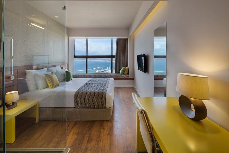 Haifa Bay View Hotel Image 1