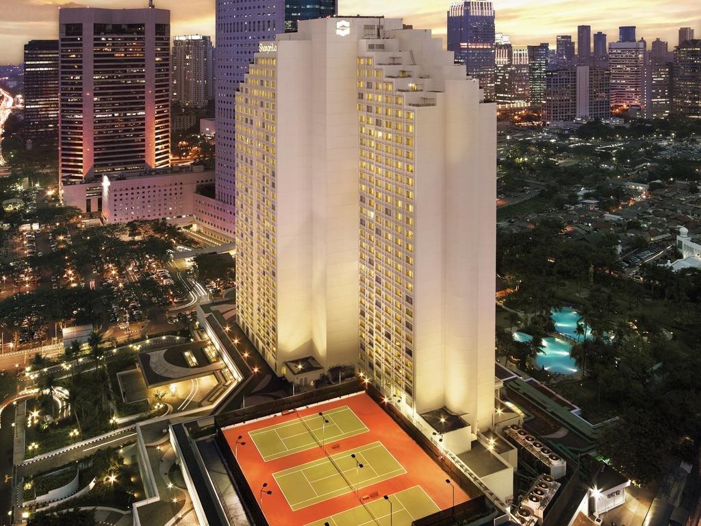 Shangri-la Hotel, Jakarta Image 10