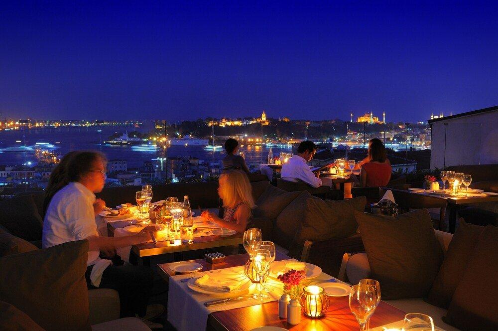 Georges Hotel Galata, Istanbul Image 78