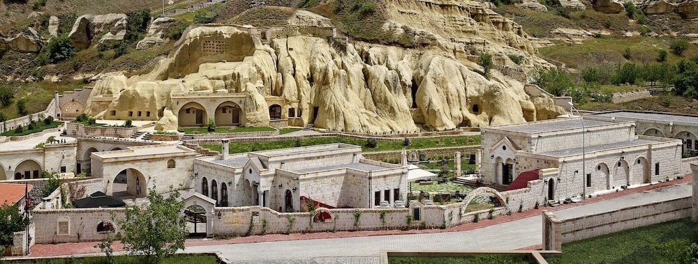 Seraphim Cave Hotel, Mustafapasa Image 4