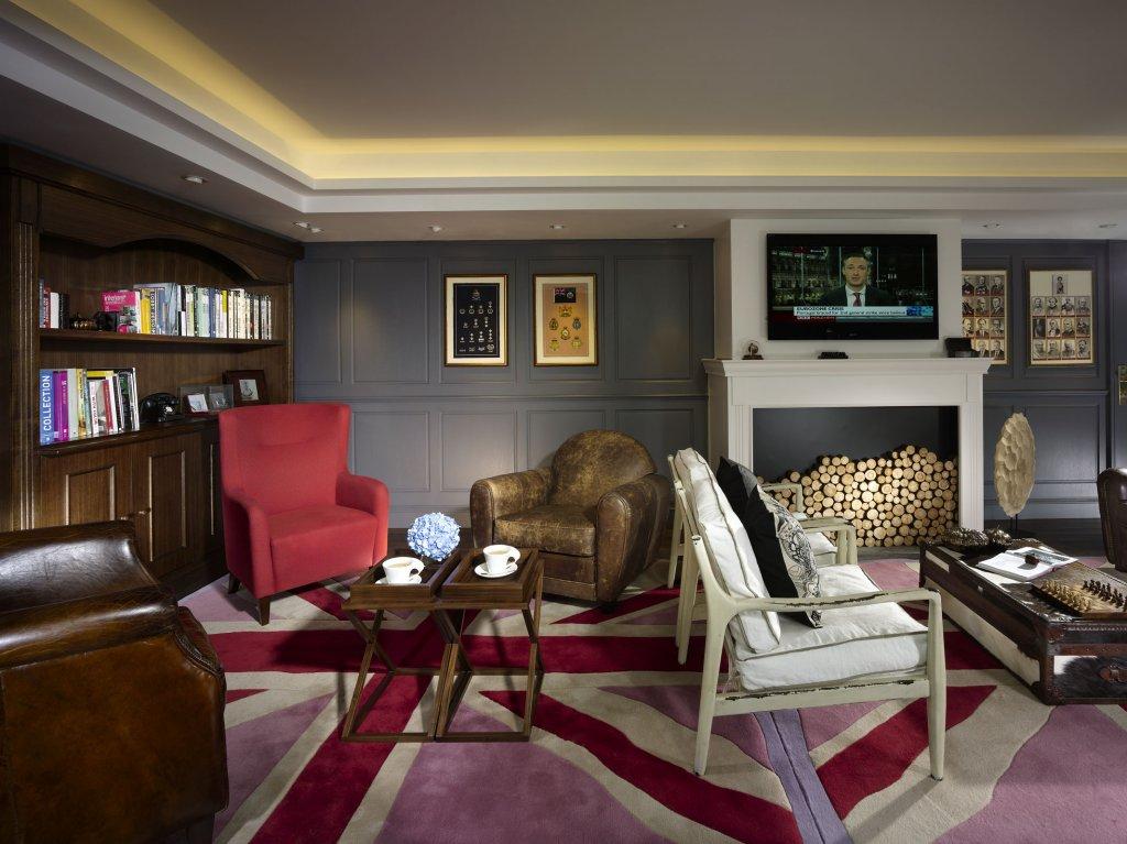 Hotel Madera Hong Kong Image 4