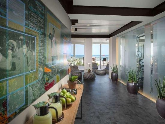 Okeanos Suites Herzliya Hotel By Herbert Samuel Image 3