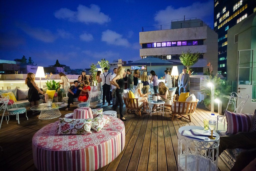 The Alma Hotel And Lounge, Tel Aviv Image 24