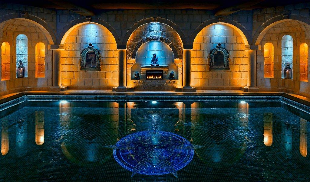 Seraphim Cave Hotel, Mustafapasa Image 23