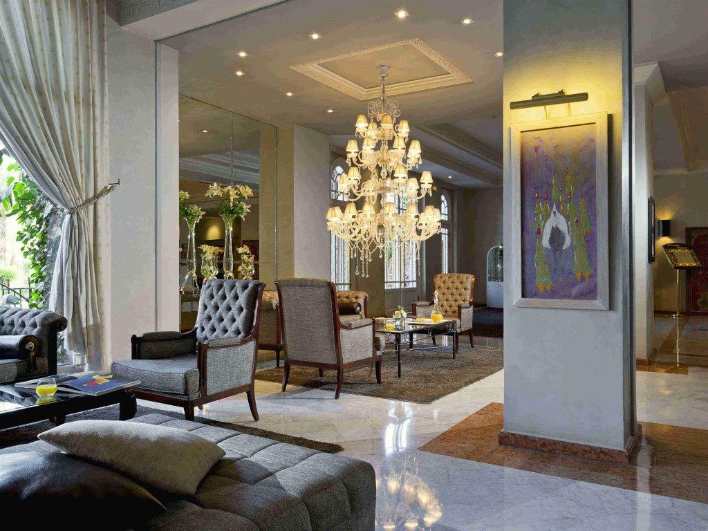 Sofitel Marrakech Lounge And Spa, Marrakech Image 9