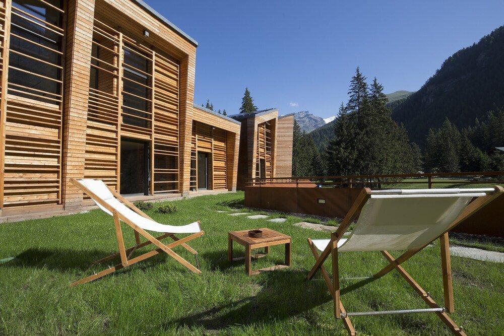 Campzero Active & Luxury Resort, Ayas Image 1