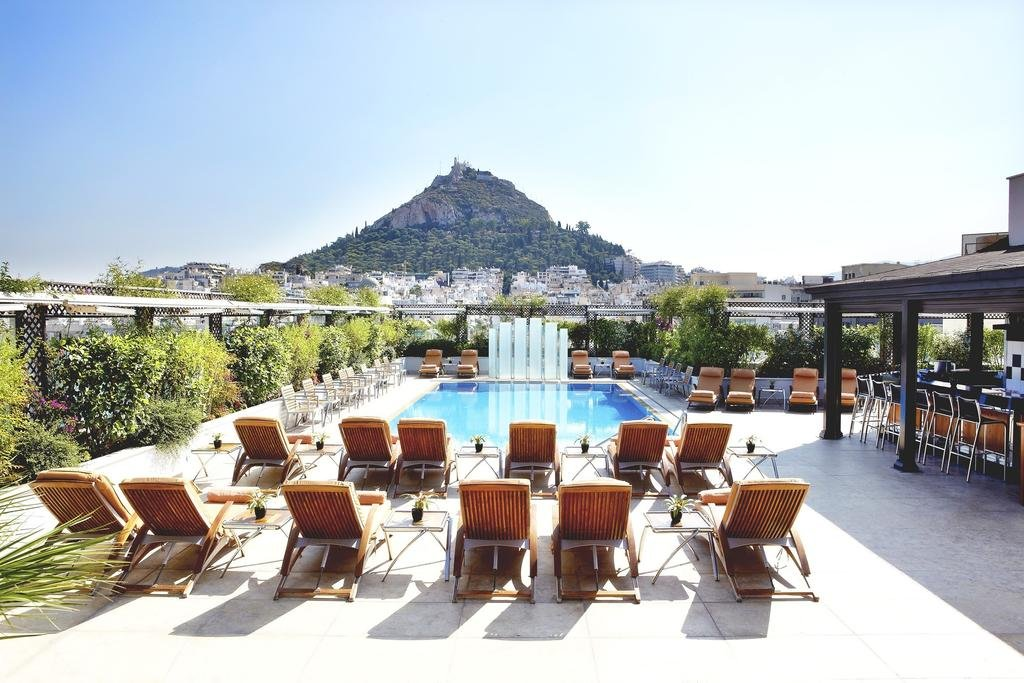 Hotel Grande Bretagne, A Luxury Collection Hotel, Athens Image 35